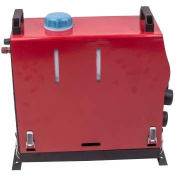 12V 2KW-5KW Diesel Air Heater with Four Holes LCD Display For Pickup Van Bus Car