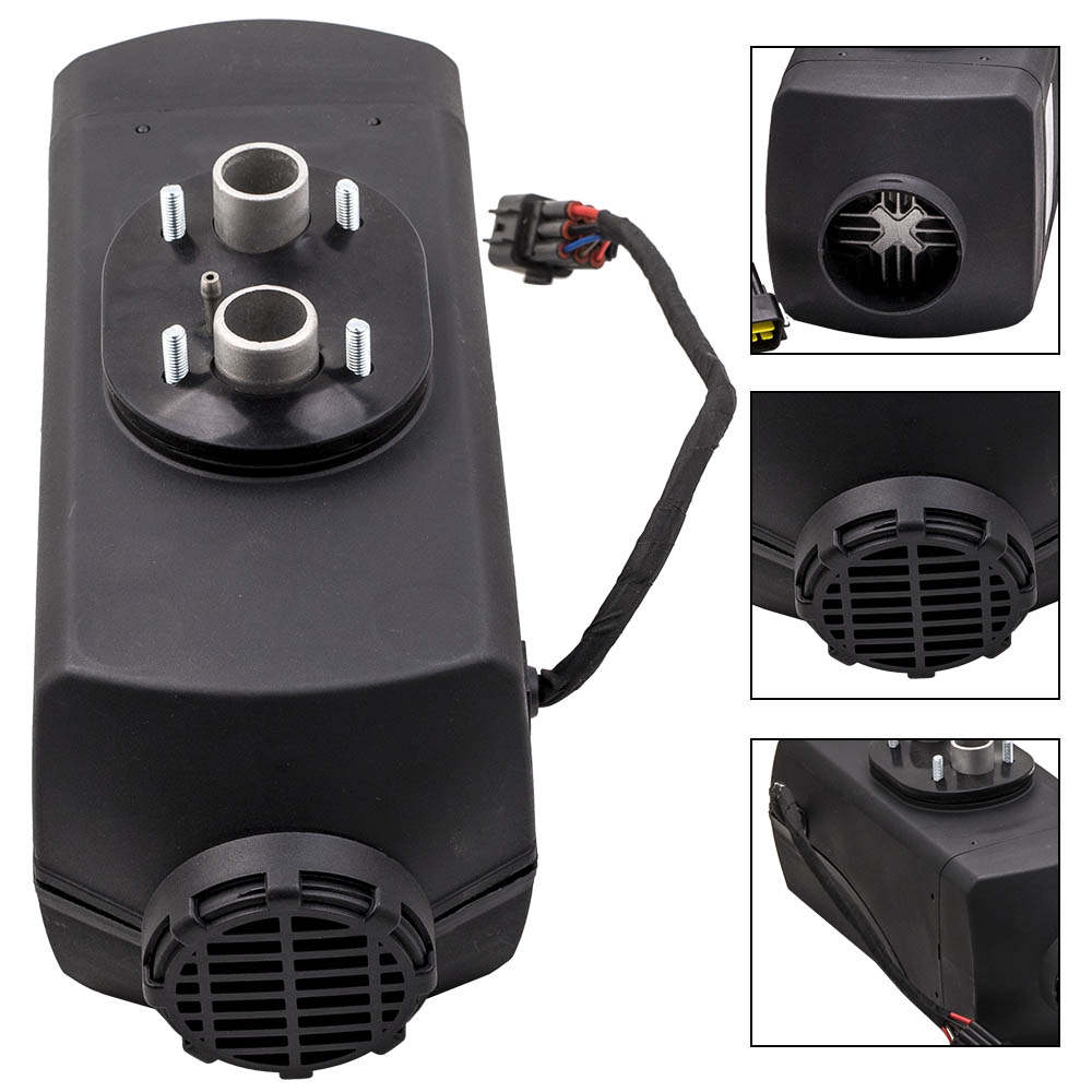 Warm Winter 2KW 12V Air Diesel Fuel Heater For trucks Van Boats Lorry Caravan