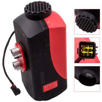 5000W Air diesel Heater Knob Switch 5KW 12V For Trucks Motor-Homes Boats Bus RV