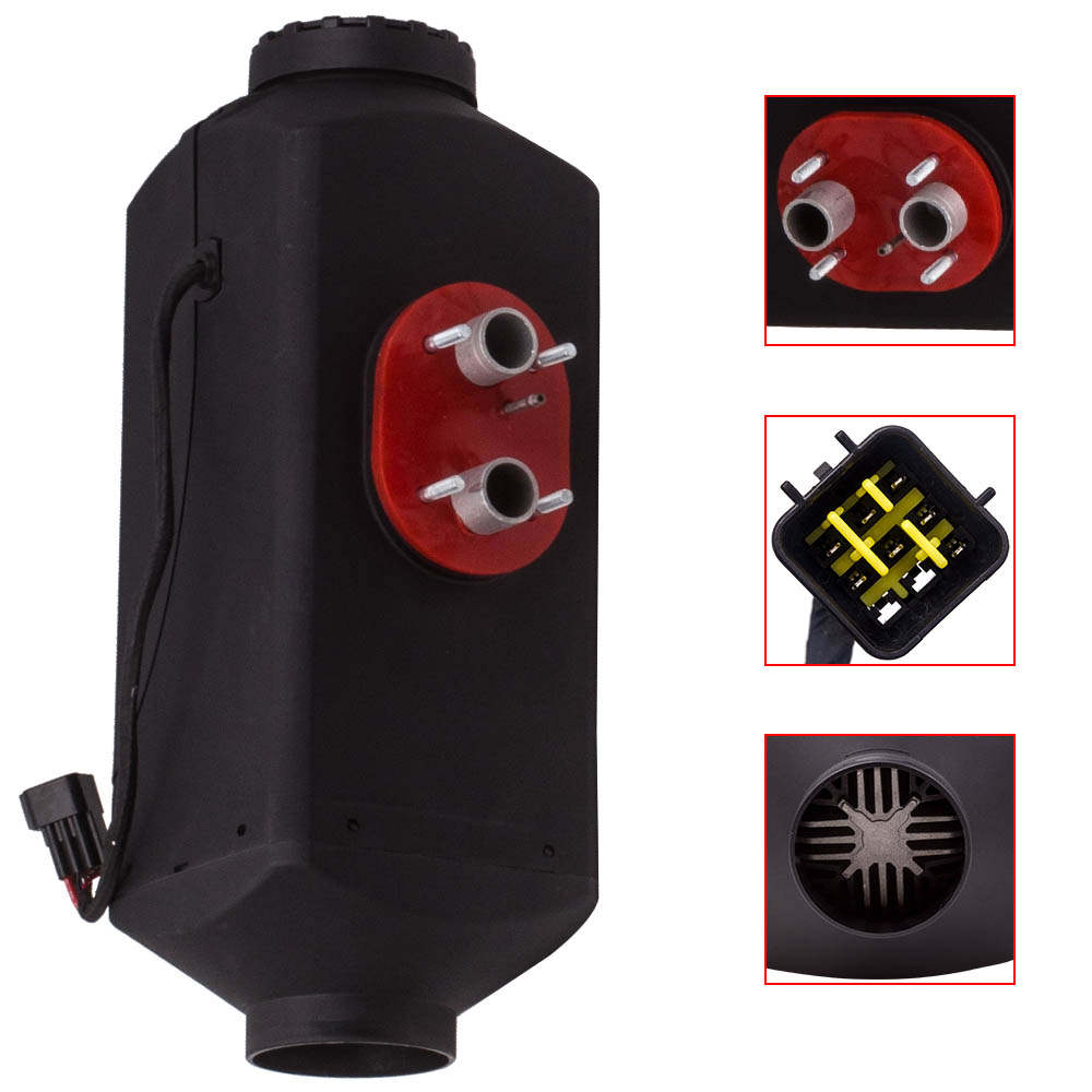 12V 5000W For Car Truck Motor Homes Vent Air Diesel Heater PLANAR 2KW-5KW