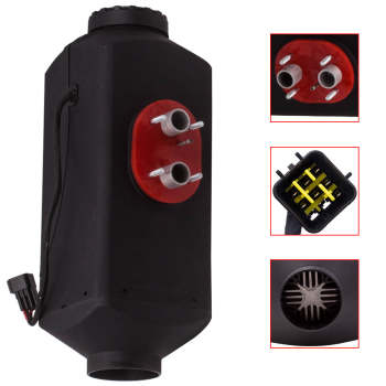 For Fifth-wheel Trailers Trucks Air Diesel Parking Heater LCD Switch