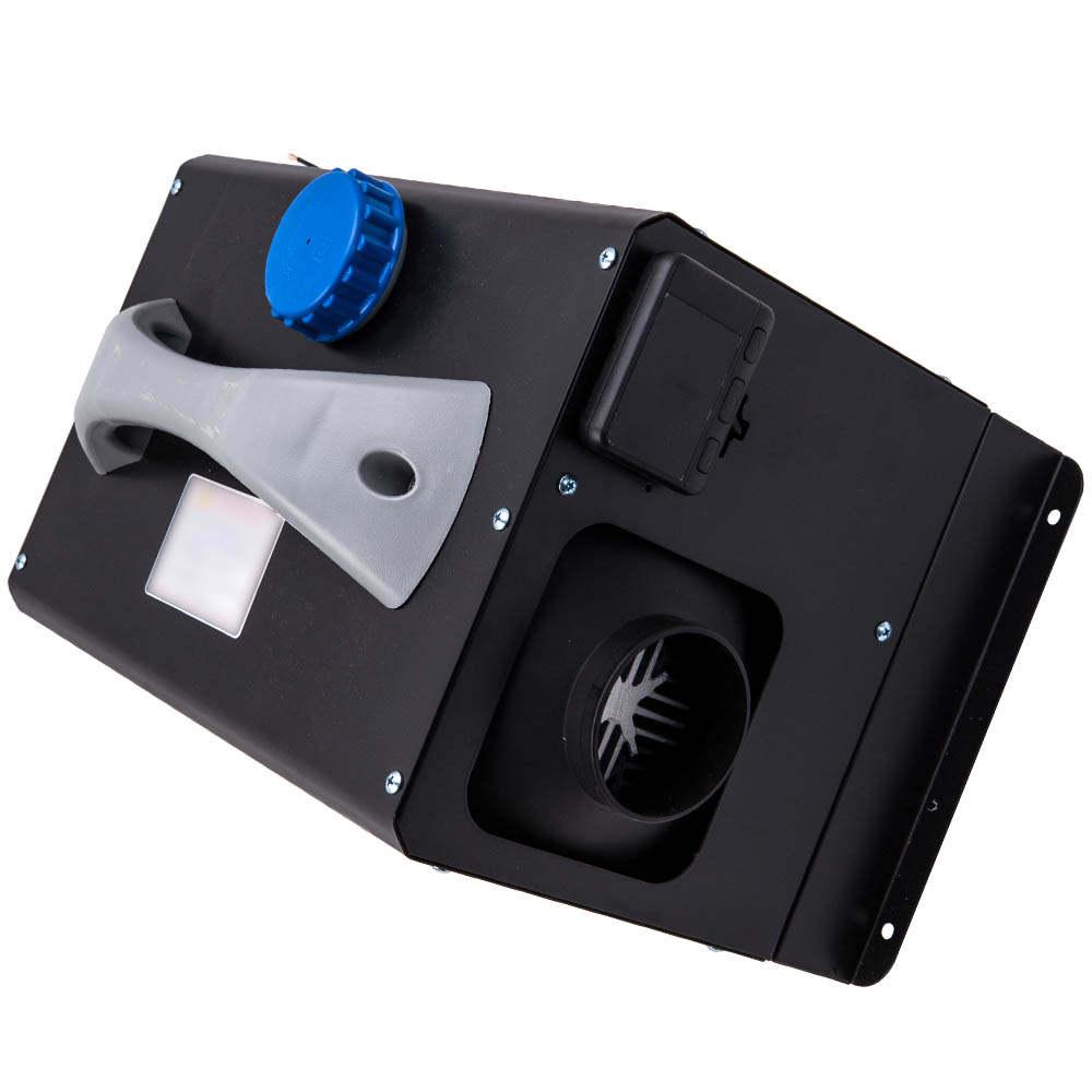 5KW-8KW 12V Calentador de aire diesel Monitor LCD Calefactor Calentador de Aire Camiones