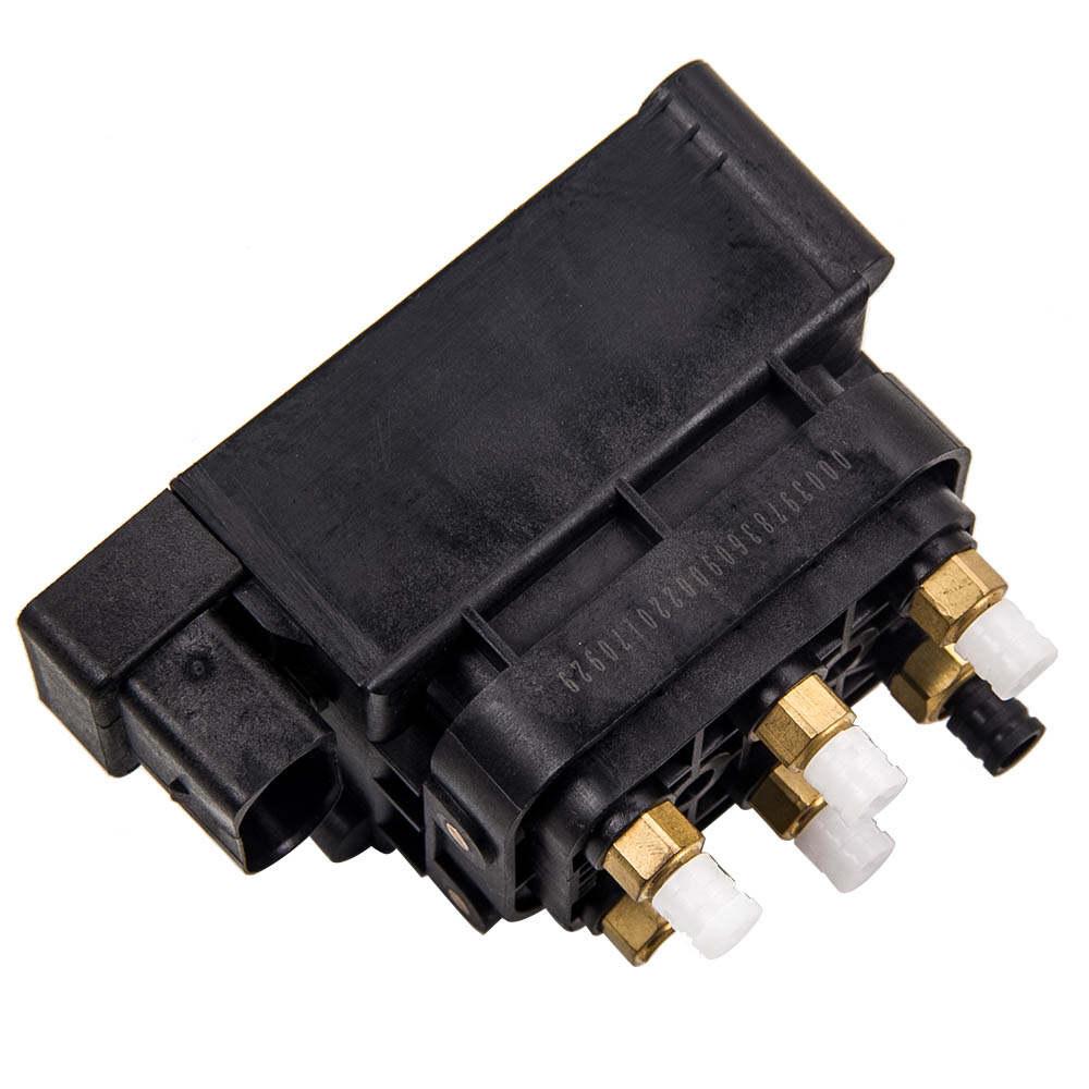 Válvula de bloque suspensión neumática para mercedes W164 W166 X164 2123200358