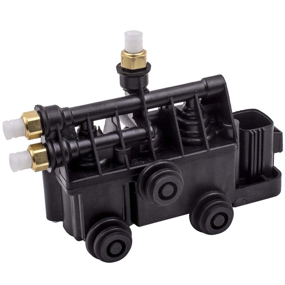 Para Range compatible para Rover Sport  06-13 Delantera Válvula de suspensión de aire RVH000095