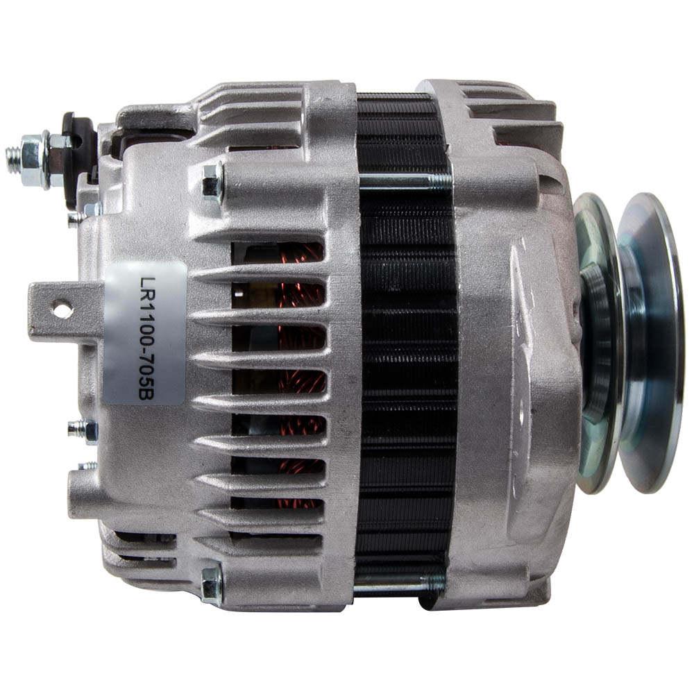 For Nissan GU II Patrol Y61 Including Turbo engine TD45 4.5L Electric Alternator