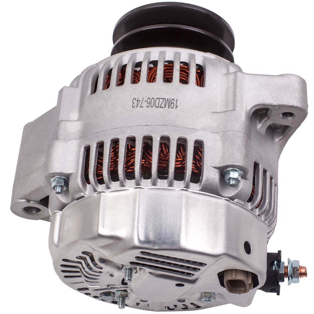 Alternator for Toyota Landcruiser HZJ78 HZJ105 PZJ73 Turbo Diesel 2002-2014 120A