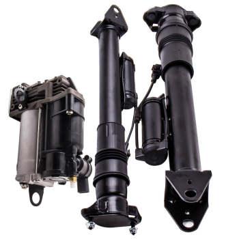 ForMercedes W164 X164Air Suspension Damper Compressor Pump 1643200731 Kit