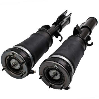 Pair Front Air Suspension Shock For BMW X5 E53 3.0i 4.4i 3.0d 00-07 37116757501