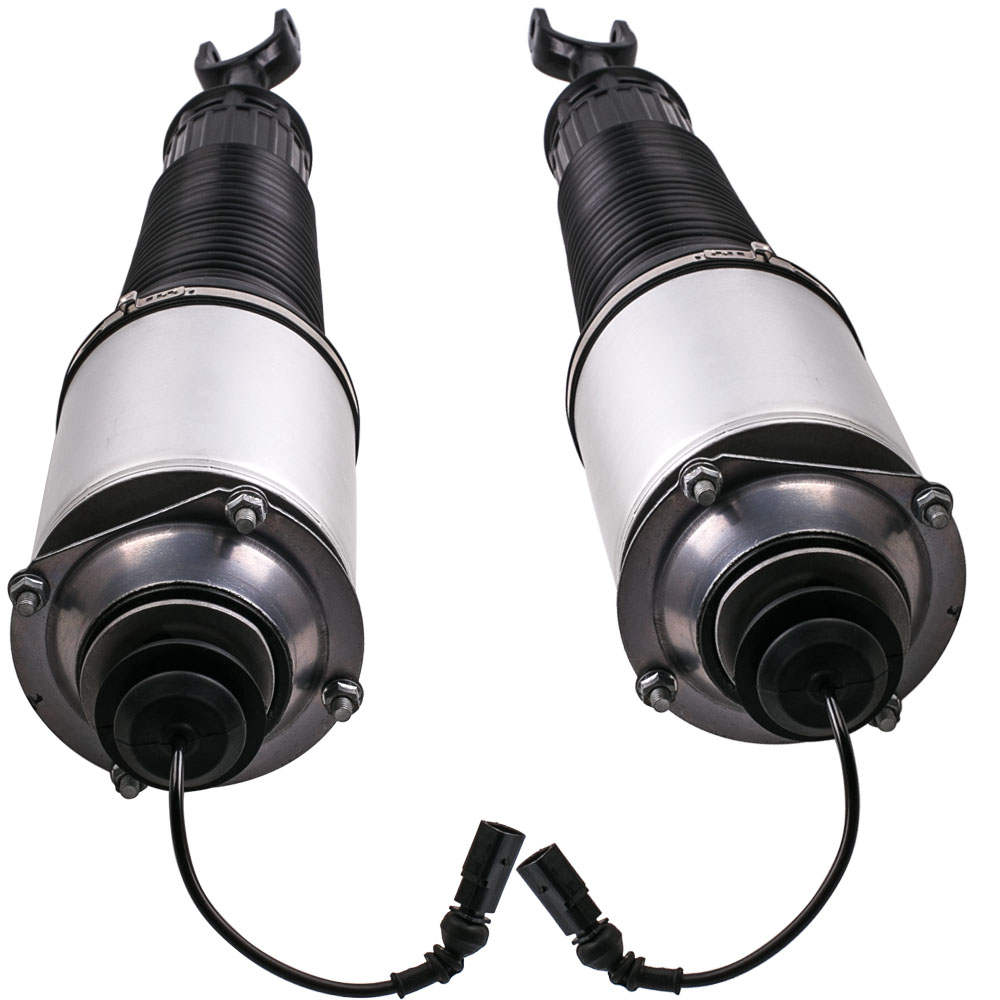 Pair For Audi A8 S8 Quattro Front Air Suspension Spring Struts Shocks Absorber