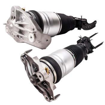 2PCS 2004 - 2010 For Porsche Cayenne VW Touareg 7L8616039D 7L8616040D Air Front Struts Shocks