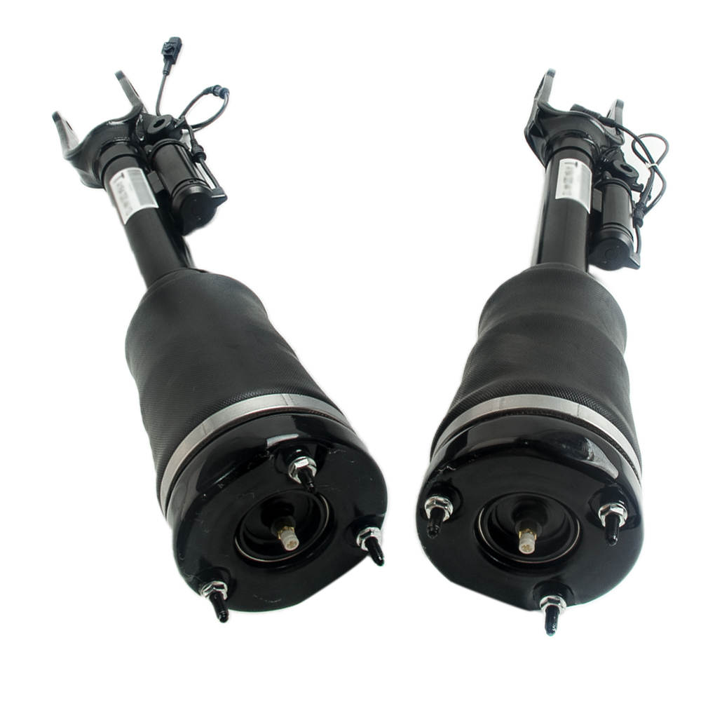 For Mercedes M ML GL Class X164 Pair Front Air Suspension Strut Shock Absorber