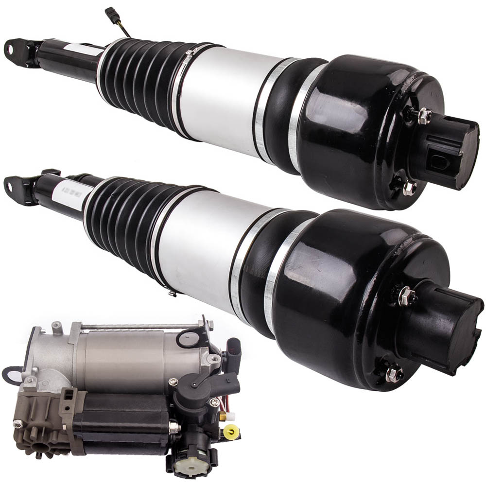 Front Air Suspension and Compressor Pump For Mercedes Clase E W211 S211 CLS C219