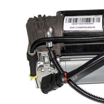 2x Avant Pneumatique Suspension pour vw phaéton Bentley Continental + compressor