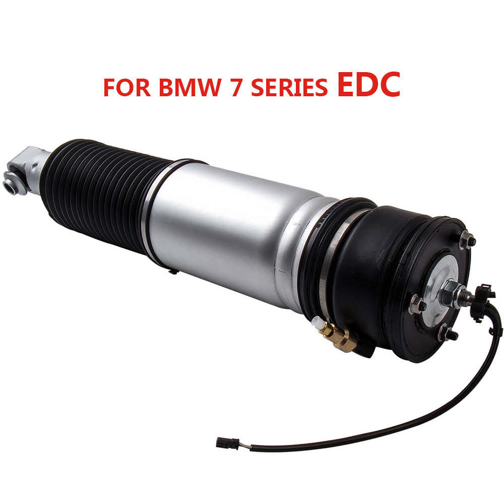 Air Suspension Strut Rear For BMW 745 Electronic Damping Control EDC