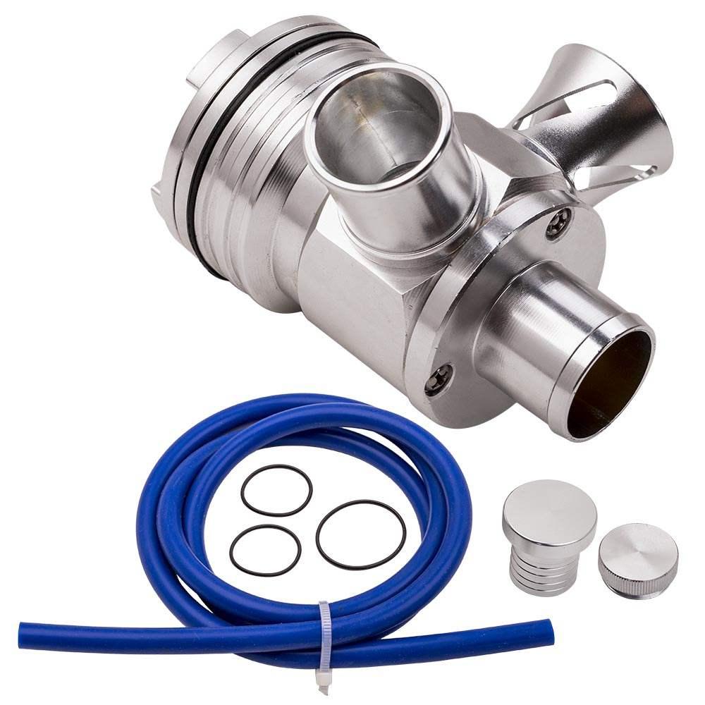Gasolina Desviador Dump Válvula de Cierre compatible para AUDI A3 S3 A4 B5 B6 B7 TT 1.8T