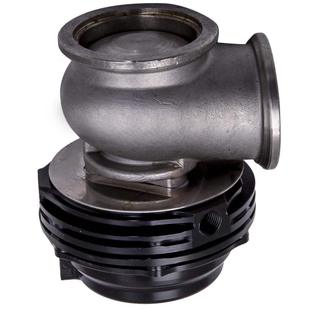 Válvula de alivio de 38MM Turbo BOV V-Banda Brida Con Pernos y abrazaderas Kits