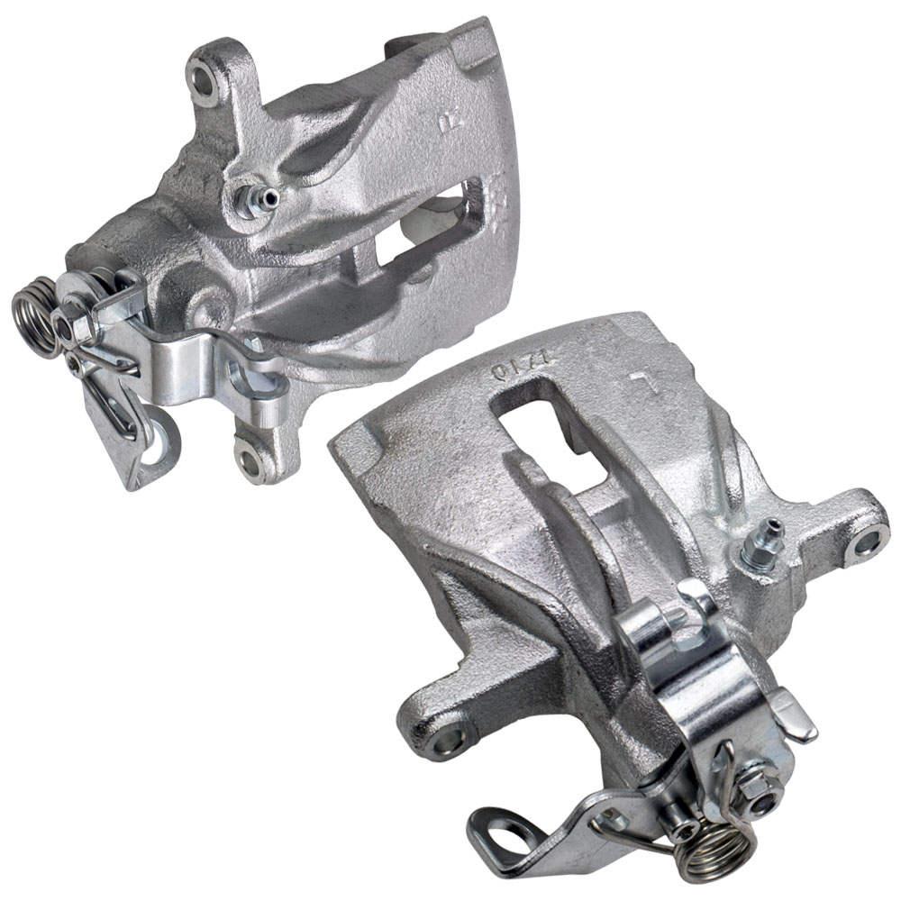 2X Trasero L y R Pinzas De Freno para Opel Vivaro Van 1.9 2.0 2.5 4414622
