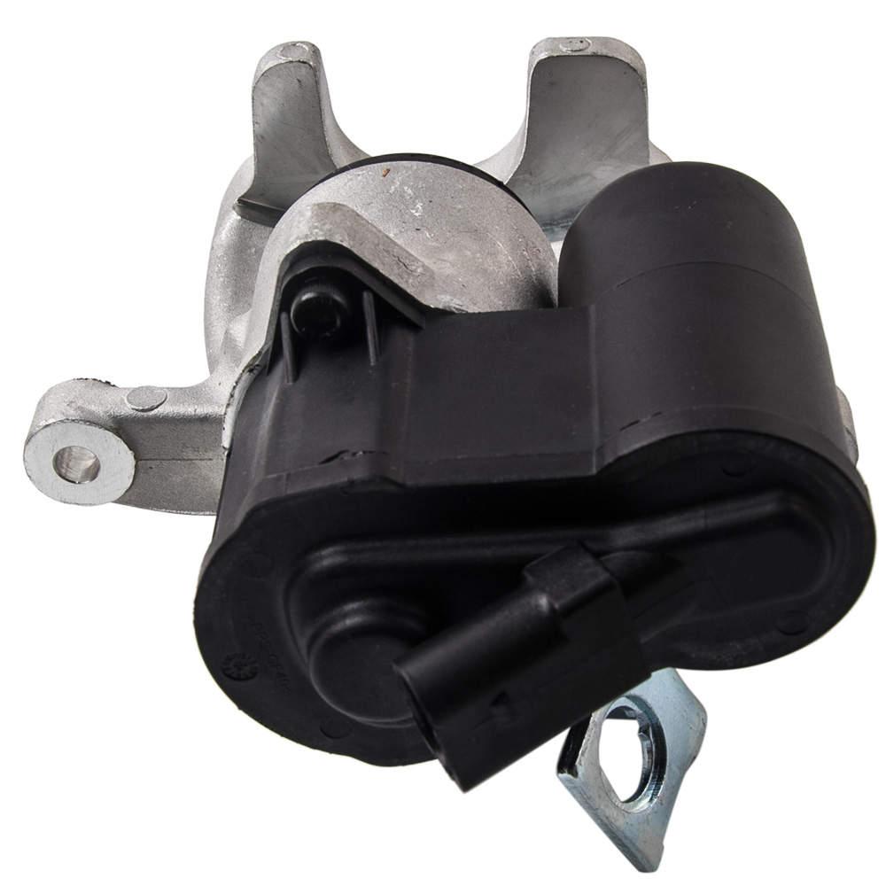 2x Caliper freno servomotor trasera izquierda derecha compatible para VW Passat 3c 3C0615403
