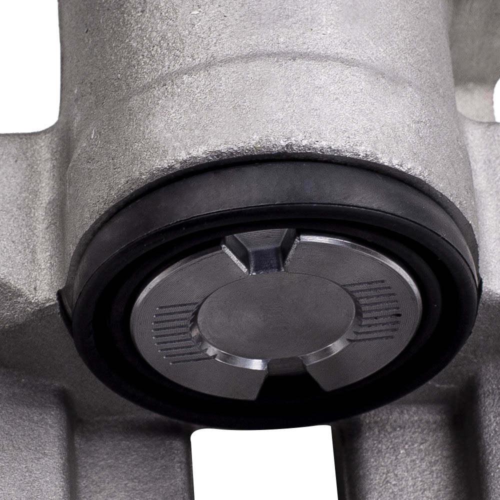 Pinzas de freno compatible para Audi VW Seat Corboda IBIZA TOLEDO compatible para Skoda Trasero Izquierda