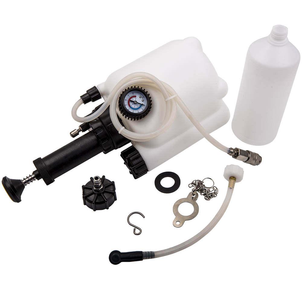 3L Kit de embrague de líquido de freno Freno de Purga Freno de presión de aceite