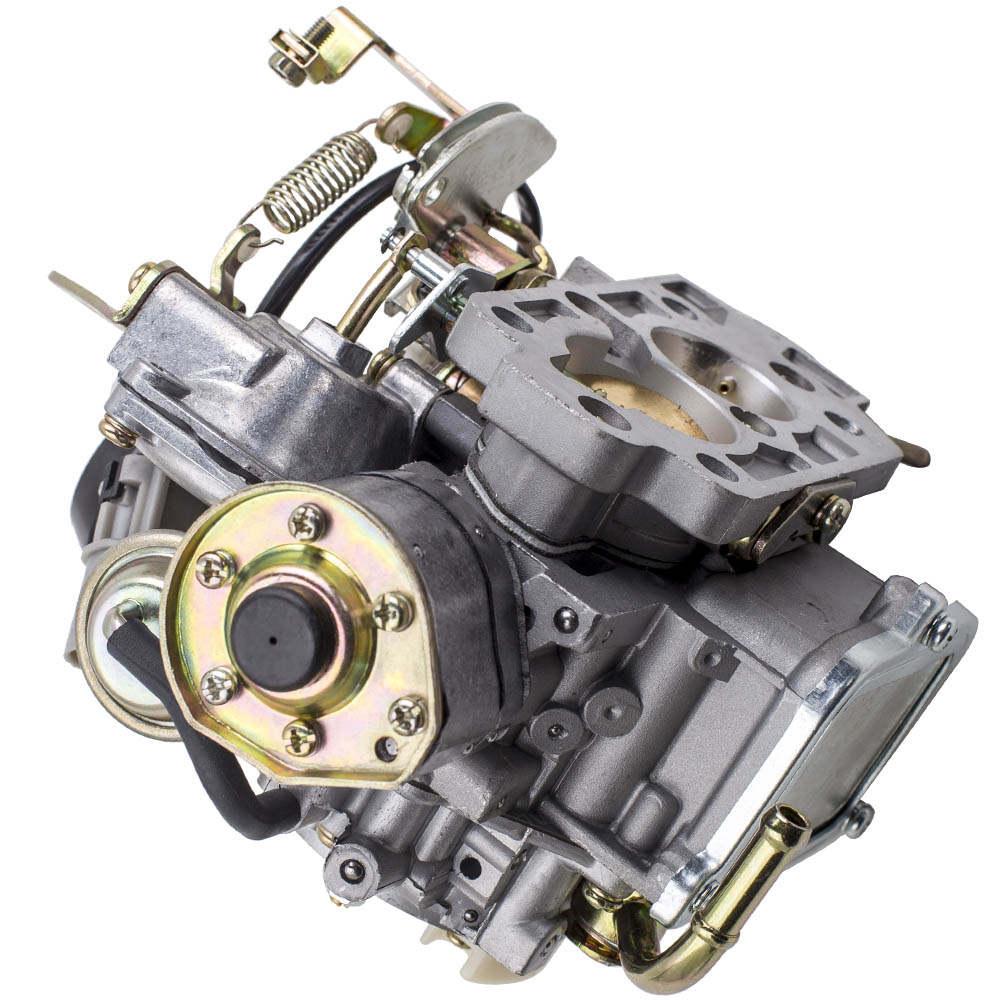 Carburador Carb para Nissan720 pickup 2.4L Z24 motor 83-86 16010-21G61 Atras