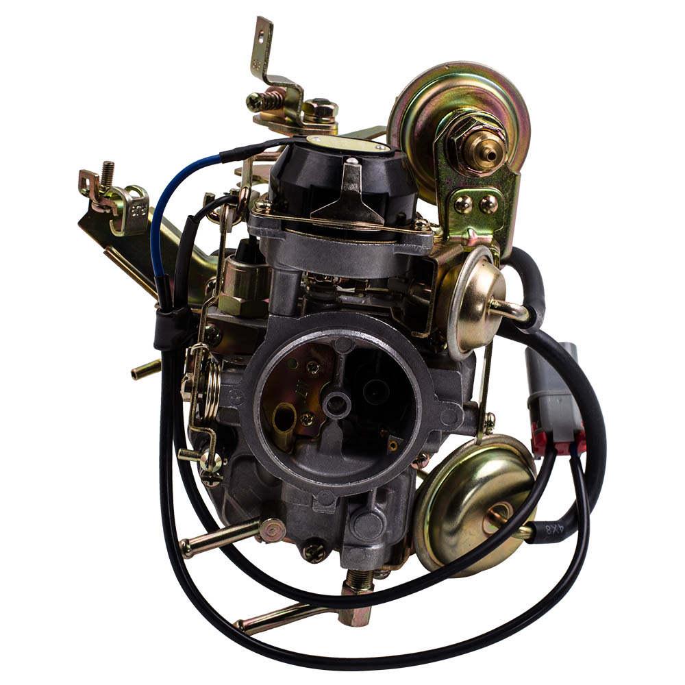 Carburador de admisión de aire del motor compatible para Nissan A15 Sunny Vanette 1980- 16010-G5211