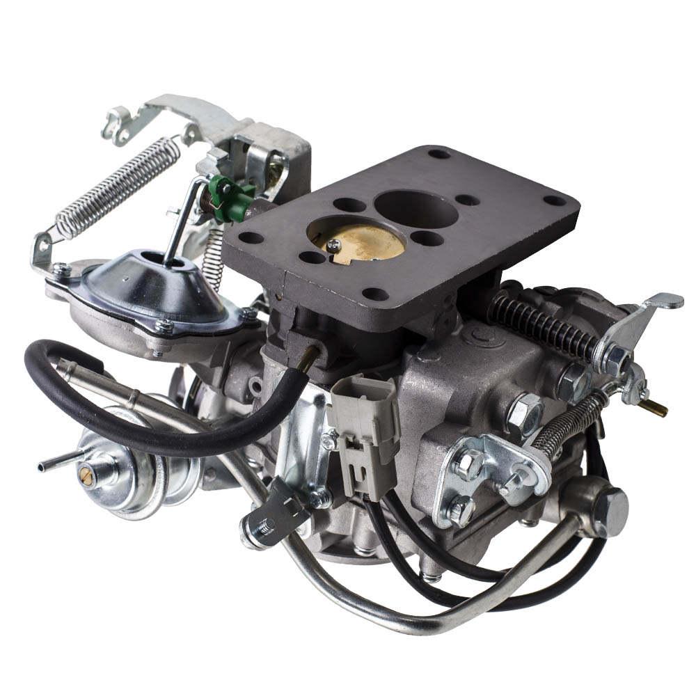 Carburador de carburador compatible para Toyota 4AF Corolla 1.6L 2 barril 2110016540 carburadores