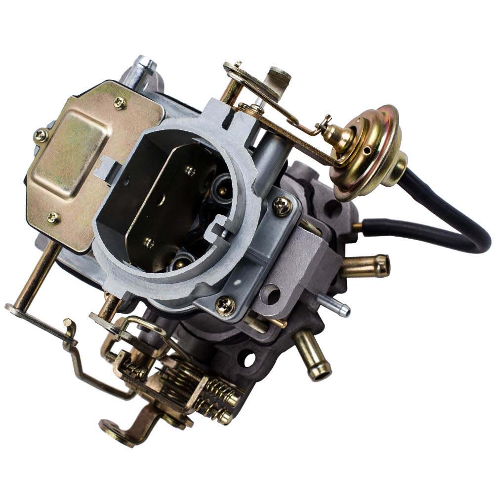 Carburador compatible para Dodge Truck con motor 273-318 Carburador de barril C2-BBD Carb
