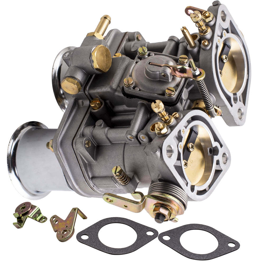 For Bug/Beetle/VW/Fiat/Porsche 44IDF Carburetor Carby carb With Air Horn