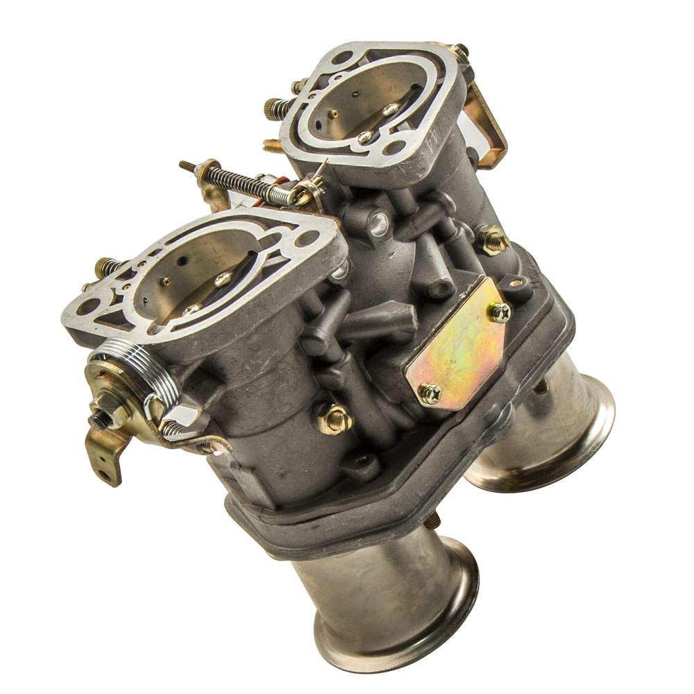 Carburador Carb 44IDF compatible para VW Bug Escarabajo compatible para Fiat Porsche 44 IDF Carb