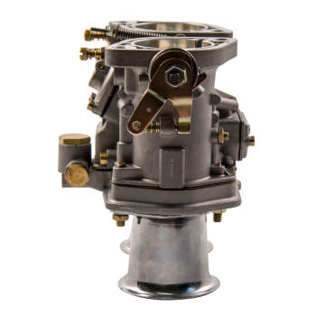 48IDF Carburetor For Bug Beetle VW Fiat Porsche Replacement With Air Horn