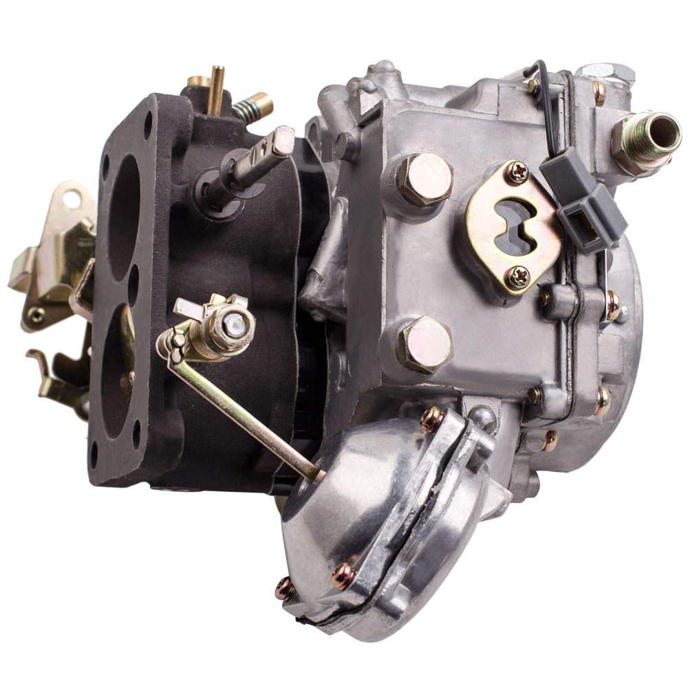 Carb Carburateur Carburateur Pour Toyota Land Cruiser 2F Moteur FJ40 FJ42 FJ43 Nouveau
