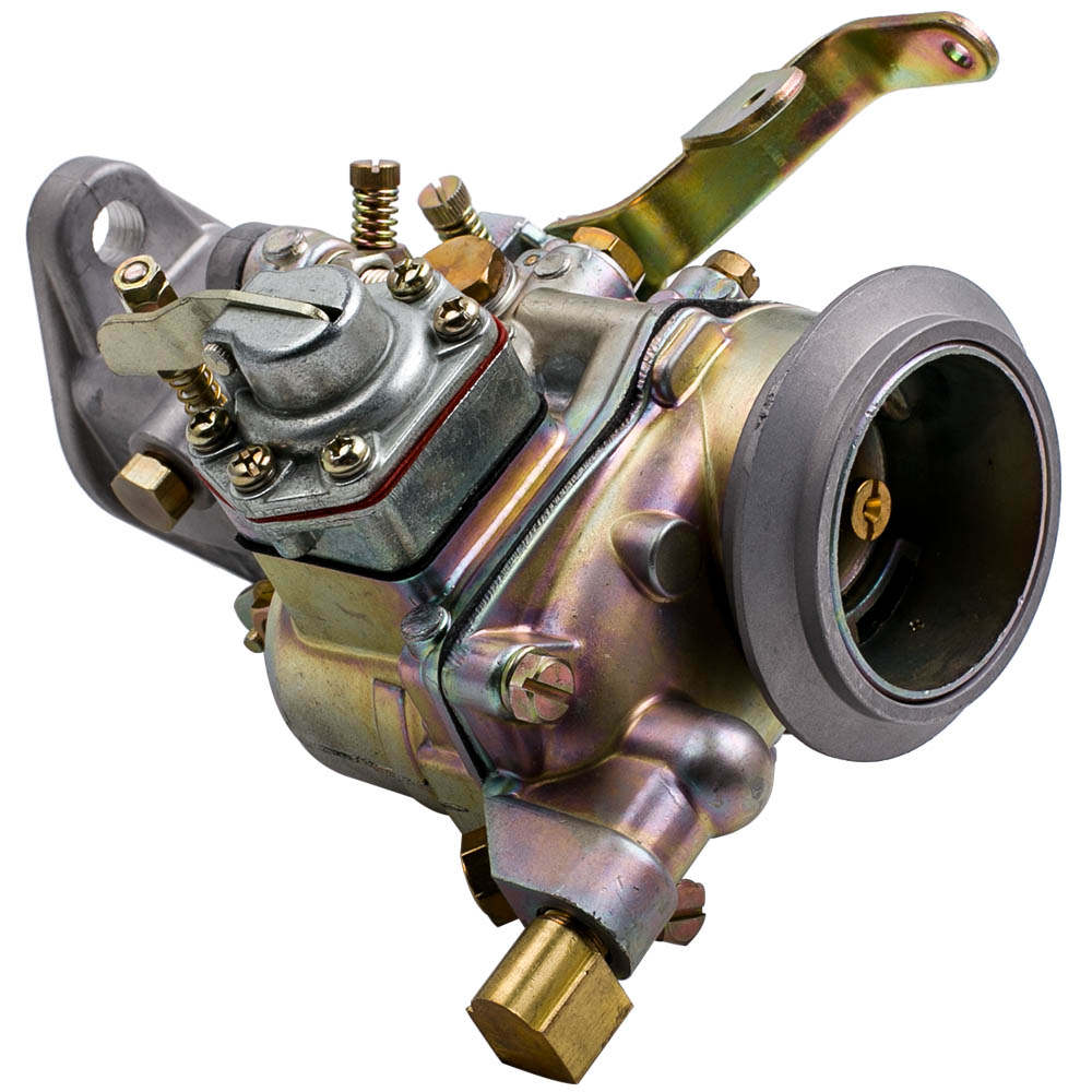 Carburador compatible para Jeep Willys CJ3B CJ5 CJ6 134 ci F-Head 17701.02 1 Barril 923808