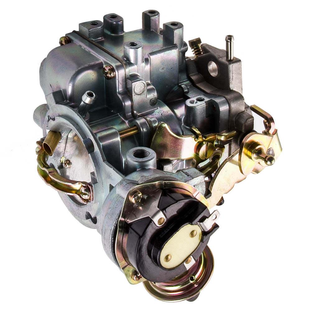 Carburador compatible para Ford F100 F150 4,9 L 300 Cu 4,1 L 250 Cu 3,3 L 200 Cu 1 barril