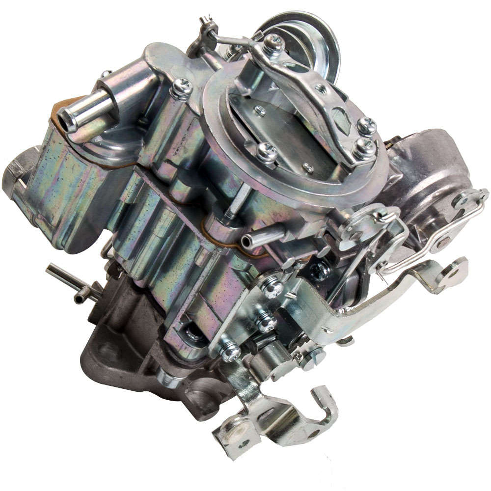Carburador compatible para Chevrolet Chevy compatible para GMC V6 6CYL 4.1L 250 4.8L 292 7043014 7043017