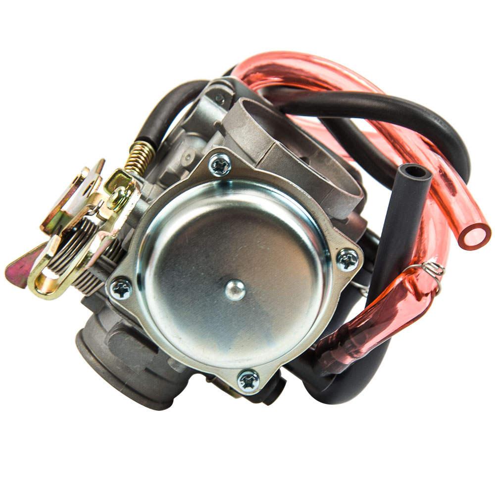 Carburador compatible para 32,5 mm compatible para Kawasaki KLF300 1986-2005 BAYOU 300 Carb Carby ATV