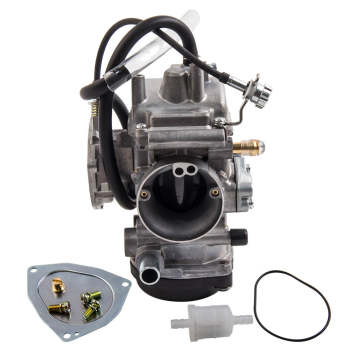 For Yamaha Big Bear 400 Carburetor YFM 400 YFM400 2000-2006 2x4 4x4 Carb Perfect