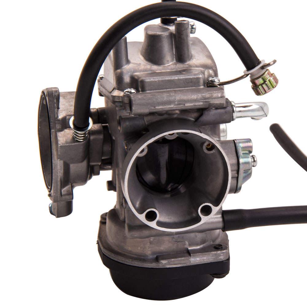 Carburador de carburador para carburador Suzuki LTZ400 Kawasaki KFX400 Yamaha Raptor 350
