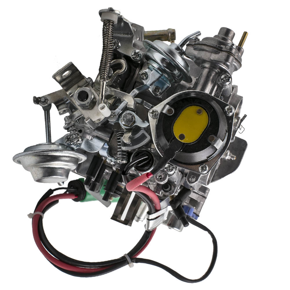 Carburador TOY-505 compatible para Toyota Pickup SR5 22R 1981-1987 W / Green Round Plug