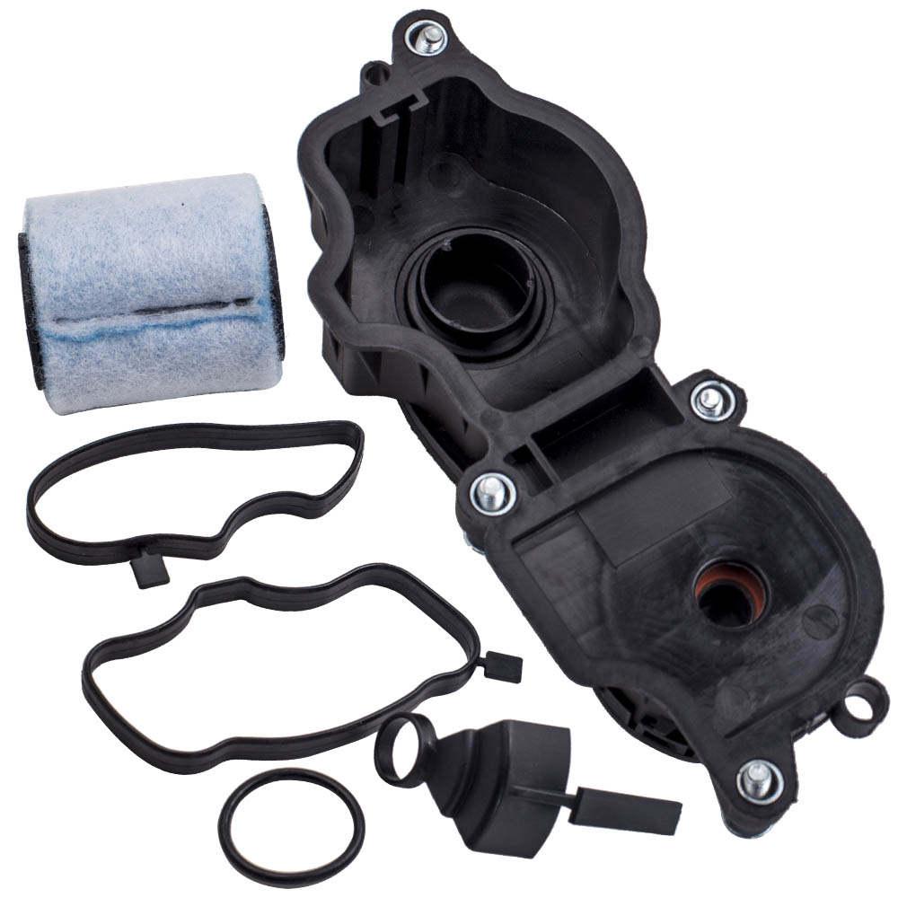 Filtro De Aceite Respiradero Del Cárter compatible para BMW Motor Diesel M57N 3 E46 /5 E39