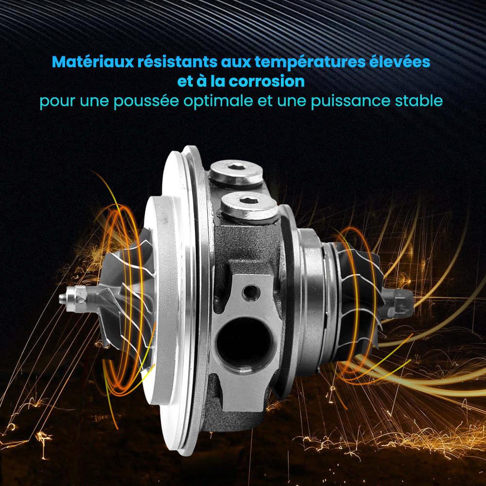 Cartouche CHRA k03 turbo 53039880099 53039880248 Pour VW 1.4 TSI 03C145701K BWK