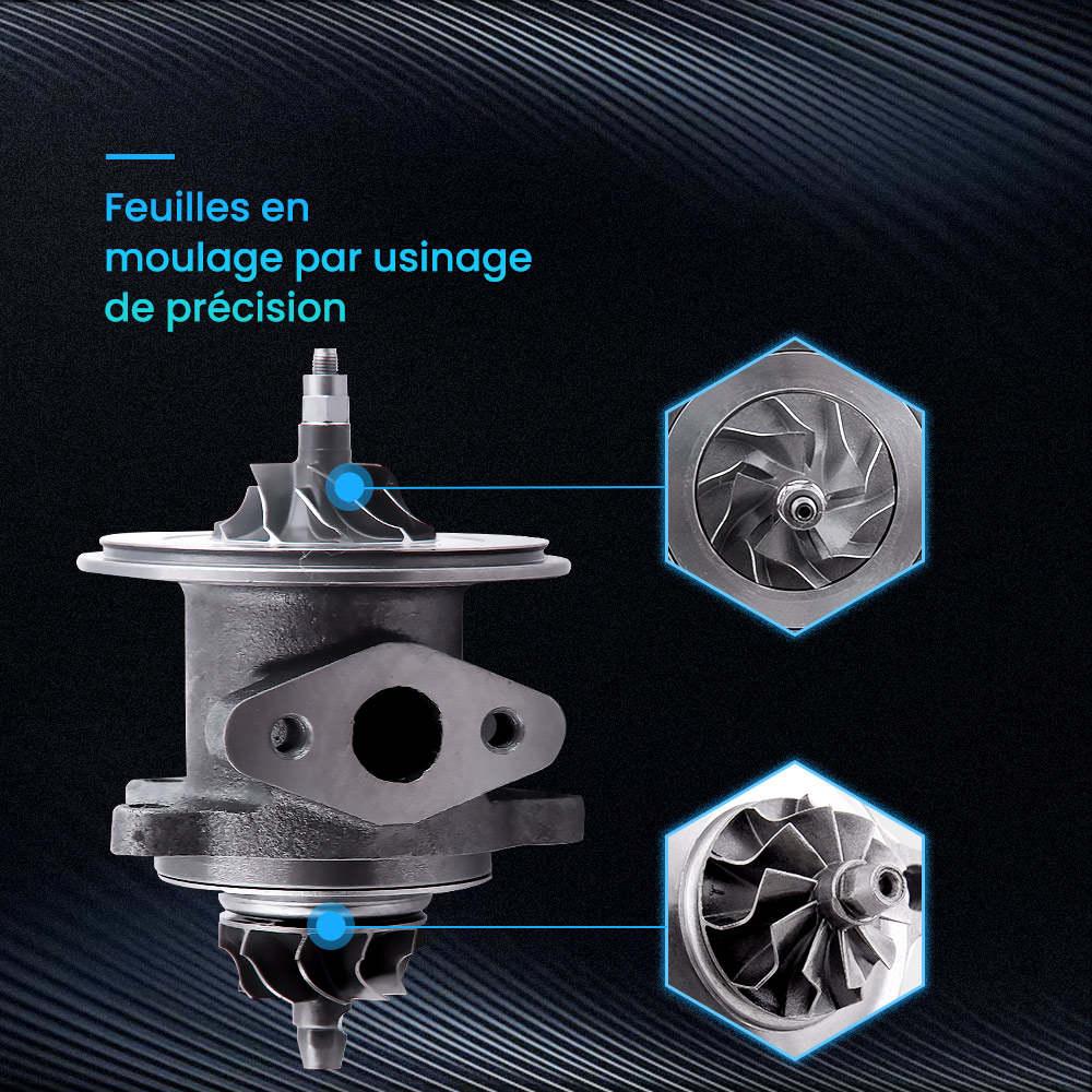 Cartouche kp31 turbo cartouche chra pour mercedes smart om660de08la 54319700000