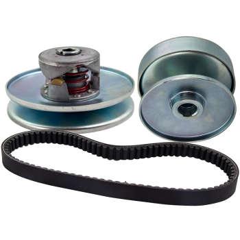 Belt 40 Series Torque Converter 3/4 Driven 1 Driver Clutch Kit For Comet 40D