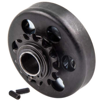 Centrifugal Clutch 1 Bore 14T 14 Tooth Mini Bike Go Kart 40/41/420 Chain 1 inch