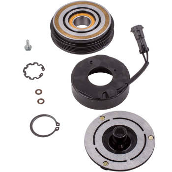A/C Compressor Clutch Kit for Chevy Silverado Suburban GMC Sierra