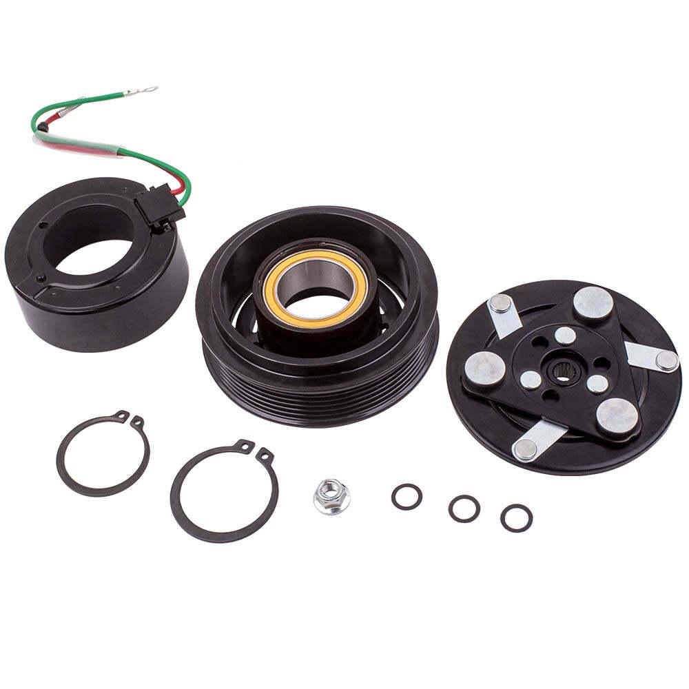 A/C Compressor Clutch Kit Pulley for Honda CIVIC 2001-2005 1.7L