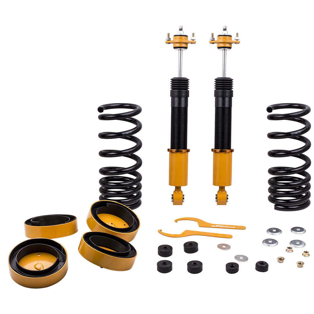 Para Lincoln Mark VIII 93-98 Kits de conversión Trasero Air to Struts Coil Springs