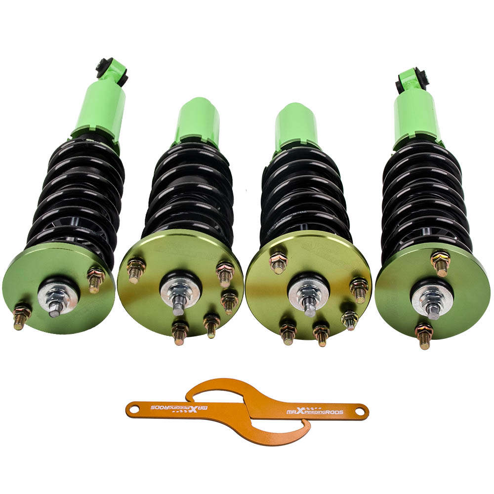 1998 - 2003 For Honda Accord TL CL Shock Absorbers Suspension Kit Coilovers