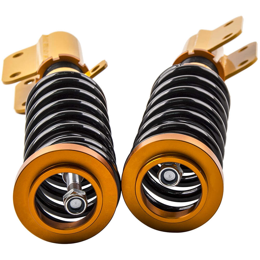 FrontRear Complete Shock Struts Coil Springs Assembly For Buick Pontiac Tuning
