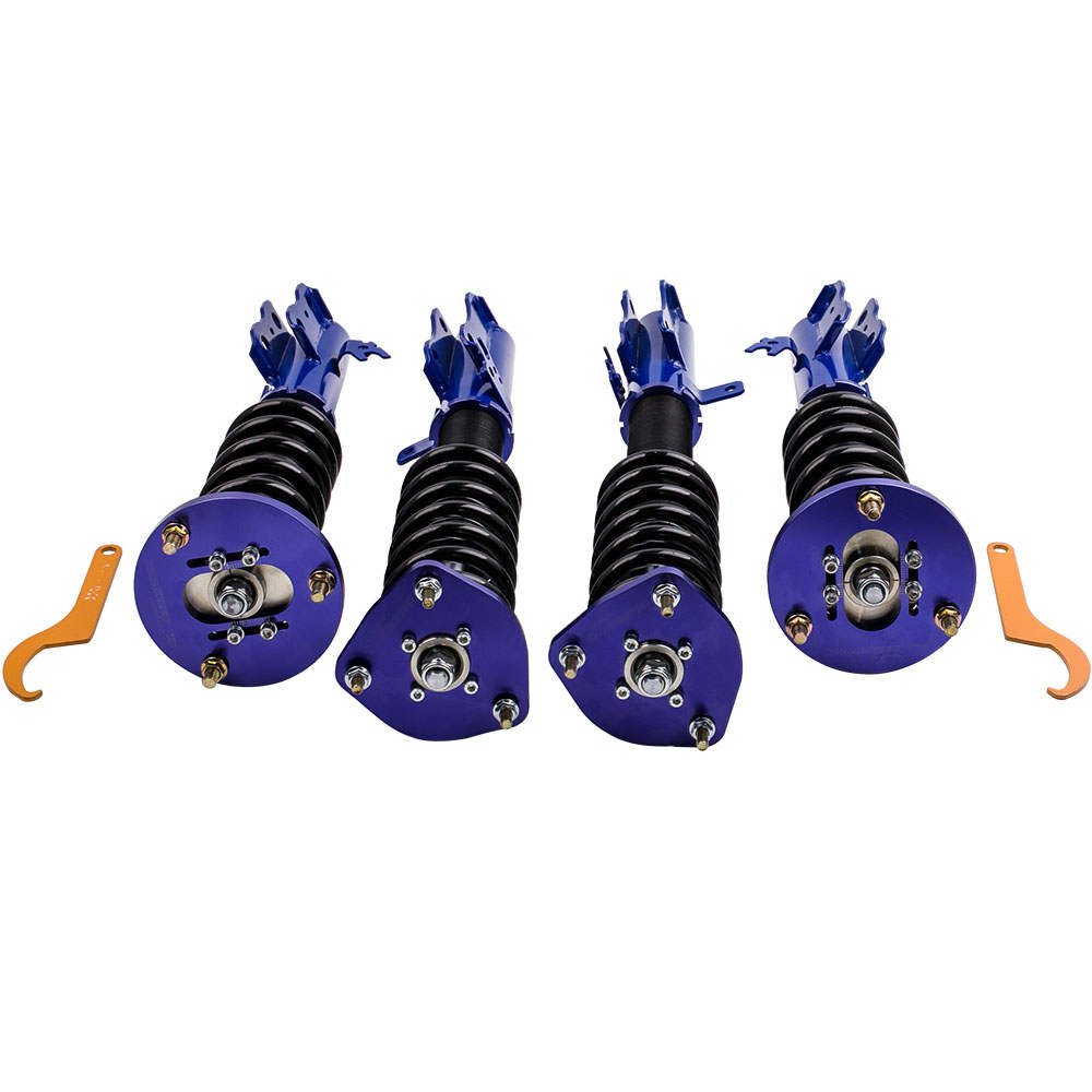 1992-2004 For Toyota Camry Lexus Coil Over Spring Adjustable Height Shock Absorbers Coilovers